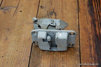 1949 49 Buick Super 50 & 70 Roadmaster Left Front Door Latch Mechanism