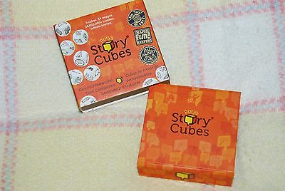 The Original Rory's Story Cubes in Excellent Condition