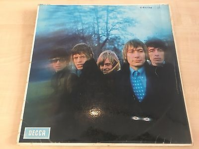 Rolling Stones-Between The Buttons 1967 vinyl LP LK 4852 mono unboxed Decca logo