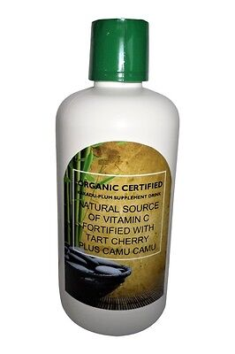 Organic Certified Super Fruit Kakadu-Plum Drink Booster