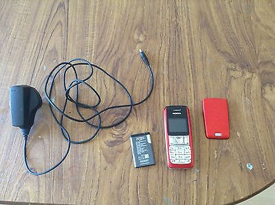 Nokia Retro Mobile Phone in working order with battery and charger model 2310
