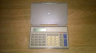 TEXAS INSTRUMENTS TI-30 GALAXY con custodia