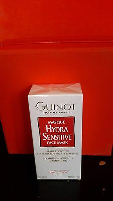 Masque visage Hydra Sensitive GUINOT (peaux sensibles)