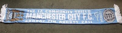 Manchester City FA Community Shield 2011 Scarf