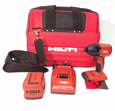 New Hilti WSR 22-A 21.6v Cordless H-D Reciprocating Saw 1 Battery and Charger
