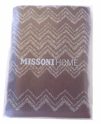 MISSONI HOME GIFT PACKAGING KEITH 491 HAND TOWEL 40x70 ASCIUGAMANO OSPITE