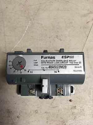 48ASG3M20 Furnas Overload Relay 20-40A
