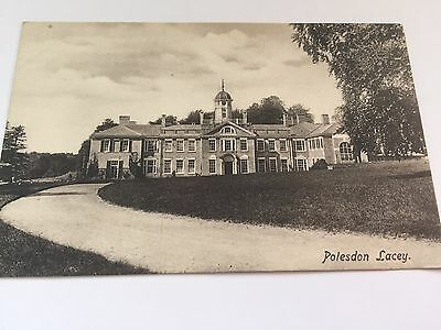 Old Postcard Of Polesdon Lacey,  Surrey