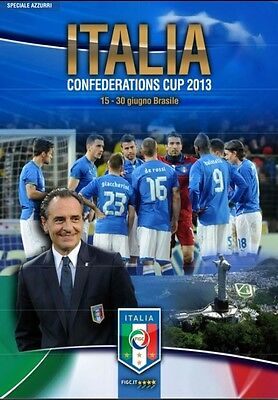 Italy Confederations Cup 2013 (Brazil) e-Programme