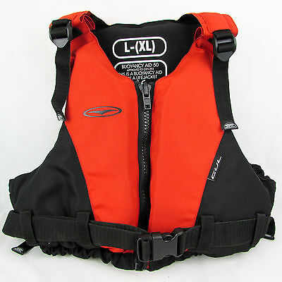 GUL Buoyancy Aid L / XL 50N Dinghy Vest Float Red Large