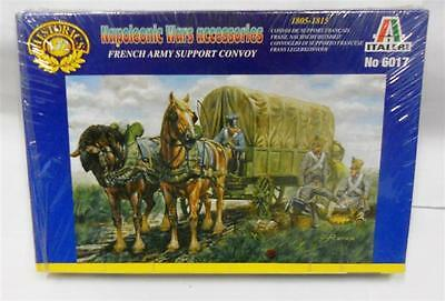 1/72 - Italeri - Napoleonic Wars accessories (French Army Support Convoy) - orig