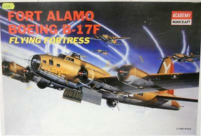 1/72 - Academy - Fort Alamo Boeing B-17F Flying Fortress US Bomber WWII - 2nd Ha