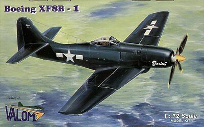 1/72 Valom Boeing XF8B-1 US Fighter WWII