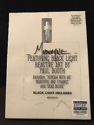 Brand New Mudvayne Limited Edition CD (PA) Special Black Light Boxed Edition
