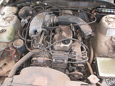 Holden commodore VL 6CYL 07/88 Complete car for wrecking