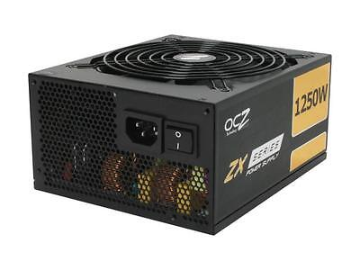 NEW PC Power & Cooling ZX Series 1250 Watt 80+