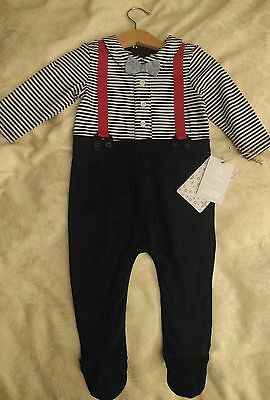 Mamas and Papas Disney baby gro 6-9 months BNWT. TWEEDLE DEE