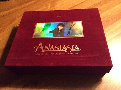 Anastasia Widescreen Collector's Edition, Limited Edition, Litho-Cel 1998