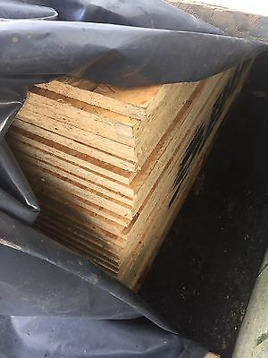 18mm OSB Sheets Boards 8x4 ft