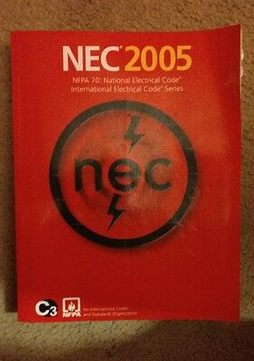 Nec 2005 Nfpa 70 National Electrical Code International Series