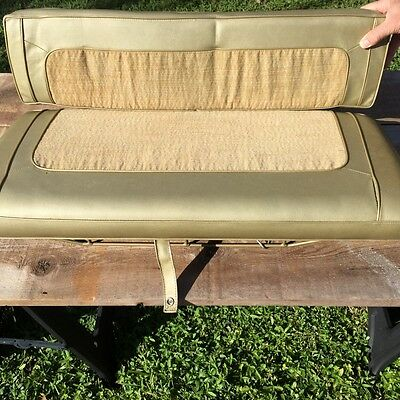 HTF Vintage 1969 Cessna 172 Aircraft Child seat for Cargo area VERY RARE!!