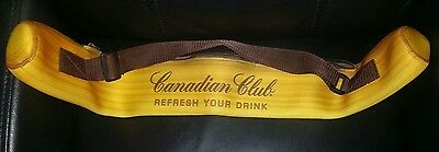Rare Collectable Canadian Club 6 Pack Can Cooler Stubby Holder Brand New Unused