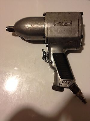"Powermate 1/2"" Drive Air Impact Wrench Driver Pneumatic P024"