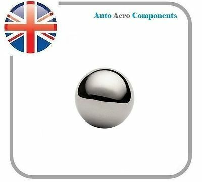 Ball Bearing Loose - AISI 52100 Chrome Steel Metric & Imperial