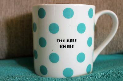Lenox Kate Spade Wickford The Bees Knees Coffee Mug NWOB