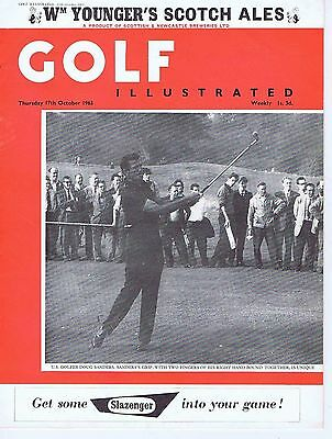 DOUG SANDERS	Golf Illustrated	17	Oct	1963