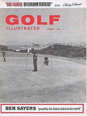 EAST LONDON GOLF CLUB , CAPE PROVINCE , SOUTH AFRICA	Golf Illustrated	9	Jan	1969