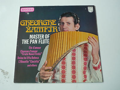 GHEORGHE ZAMFIR	Master of the pan flute	LP	Success	9279