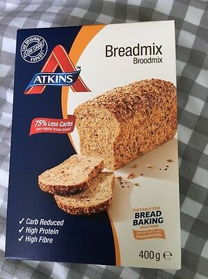 Akins Low Carb Bread Mix 400g