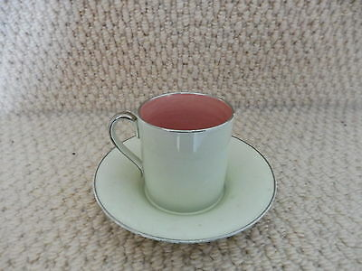 Susie Cooper Coffee Can & Saucer 1935