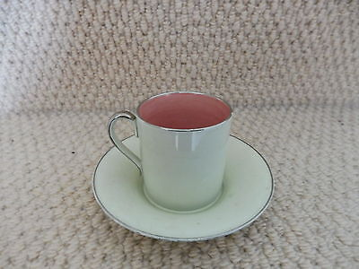 Susie Cooper Coffee Can & Saucer 1935 #