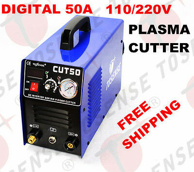 New Plasma Cutting Machine CUT50 220V/110V dual voltage 50A Cutter With PT31