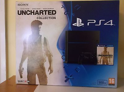 SONY PLAYSTATION Ps4 Box only No console No game all inserts, very good