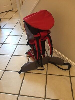 Mothercare Baby Carrier Toddler Back Pack Holiday