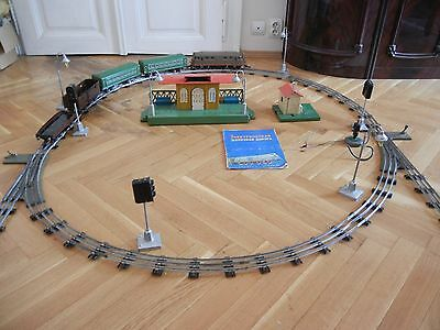 CCCP Russian Moskabel era Stalin engine train USSR railway Pionerskaya Soviet