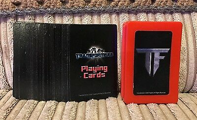 The Transformers Movie-Branded Playing Cards (Uk Comic Gift)
