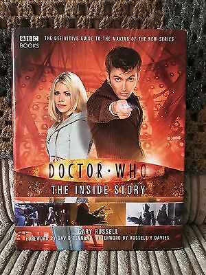 Doctor Who: The Inside Story By Gary Russell (Forward By David Tennant)