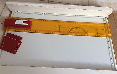 Rotring Rapid A3 Drawing board with instructions & box