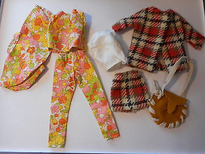 Vintage Hand Made Fashion Doll Clothes Fit Barbie and Friends #709