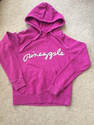 Girls Pineapple Hoody Size XS Age 12-14