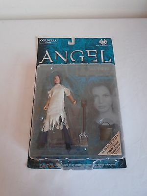 Buffy The Vampire Slayer Angel Slave Cordelia Boxed Action Figure NRFB
