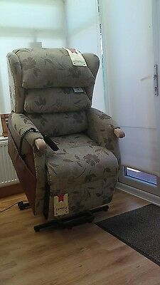 sherbourne electric rise and recliner chair