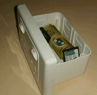 Power point hidden compartment/ diversion  safe stash can