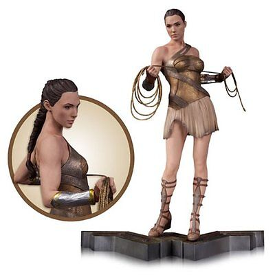 DC Collectibles NEW * Wonder Woman Amazon Training * Movie Statue Figurine