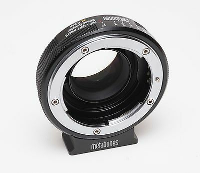 Metabones -  Nikon G to Micro Four Thirds XL 0.64x Speed Booster