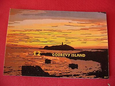 GB British Local Godrevy 2017 Lighthouse IMPERF Miniature Sheet MNH